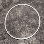 400MM Square Gasket for Round Manways