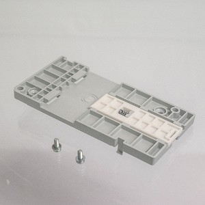 DIN Rail Adapter Plate (MKE-DRA)