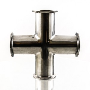 "4.0"" Tri-Clamp Cross"