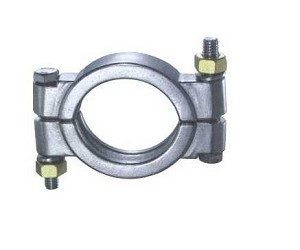 "1.5"" Tri-Clamp High Pressure Clamp (also fits 1.0"" Tri-Clamp Connections)"